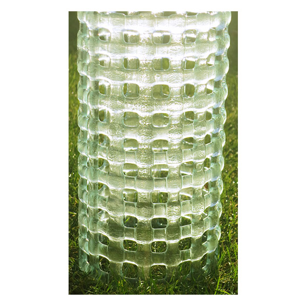 Lamp---Cylinder-made-from-window-glass