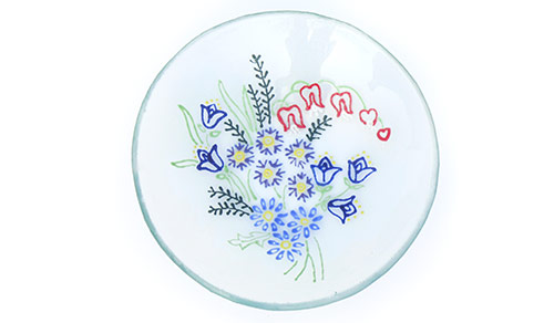 Retro-1930's-Embroidered-bowl-14cm