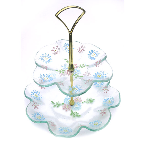 Retro-1930's-Embroidered-cakestand-Alternative-stems-available